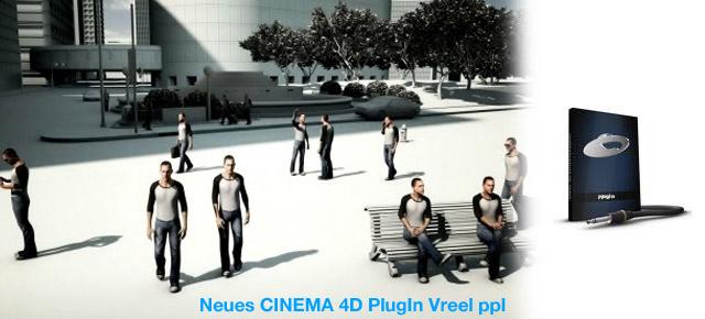 animaton von figuren in cinema 4d 3d news tutorials anwenderbeispiele rund um 3d software. Black Bedroom Furniture Sets. Home Design Ideas