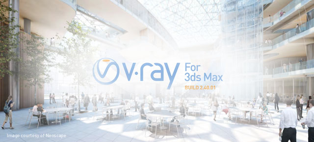 V-Ray für 3ds Max Update | 3D News, Tutorials