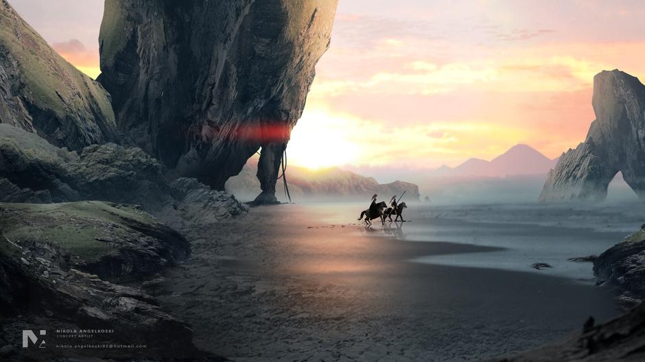 3d-photoshop-Forgotten-Coast-Nikola-Angelkoski