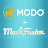 MODO 701 + MeshFusion